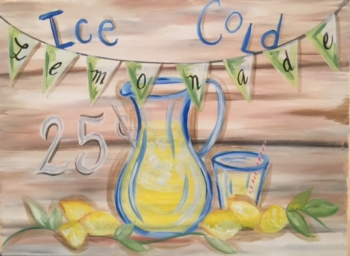 Kids Camp! Lemonade Stand.  Includes lunch and crafts