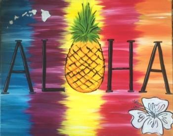 Aloha.  Bottomless Mimosas only $10!