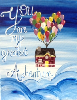 You are my Greatest Adventure. Ages 7+