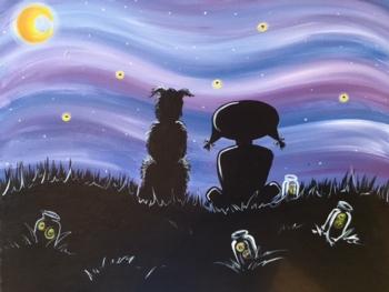 Fireflies & Friends. Ages 7+!