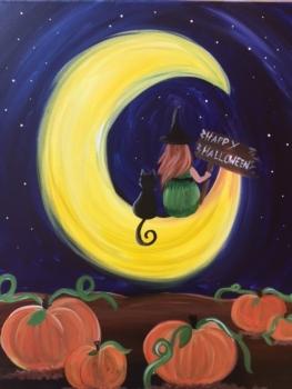 Halloween Moon. Ages 7+