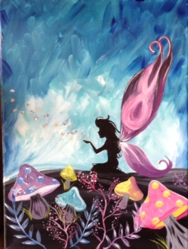 Fairy Dust Wishes.  ALL profits go to Albie Aware Breast Cancer Foundation.