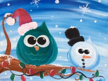 Merry Lil Owls. Ages 7+