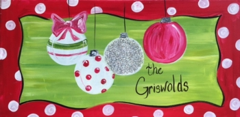Family Ornaments. You customize!