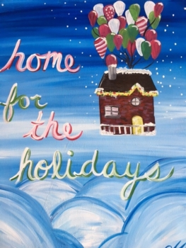 Home for the Holidays. Ages 7+