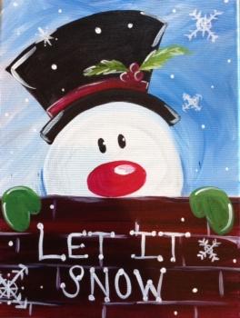 Let It Snow. You choose words!