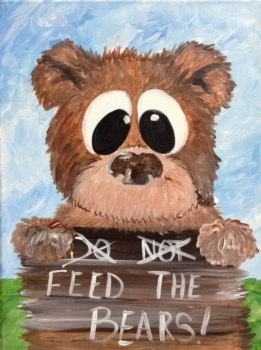 Do Not Feed the Bears.  Ages 7+