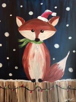 Winter Fox. Ages 7+