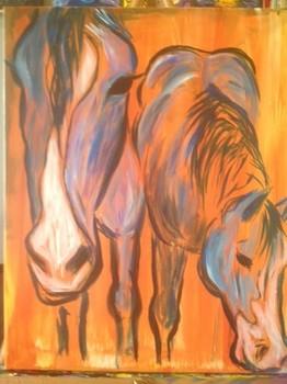 Rustic Horses. $25 Special!