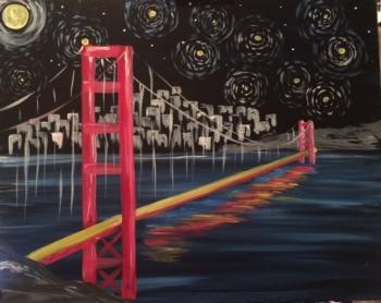Starry San Francisco