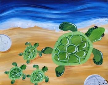 Sea Turtles. Ages 7+