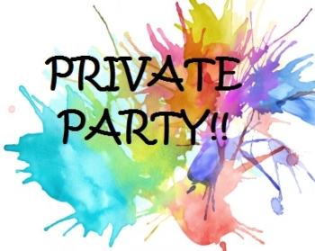 Private Party 2:30pm-5:00pm